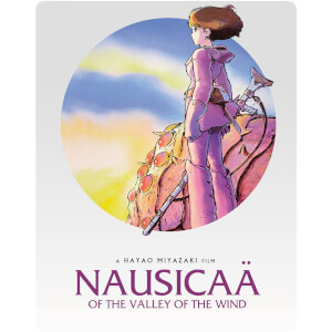 Nausicaä of the Valley of the Wind - Steelbook Edition (Includes DVD) (UK EDITION)
