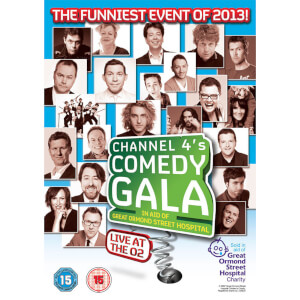 Channel 4 Comedy Gala - 2013