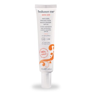 Balance Me Natural Protection Moisturiser SPF25