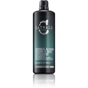 TIGI Catwalk Oatmeal & Honey Nourishing Conditioner(750ml)