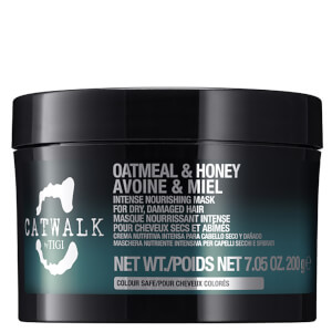 Tigi Catwalk Oatmeal and Honey Mask (Feuchtigkeit) 200g