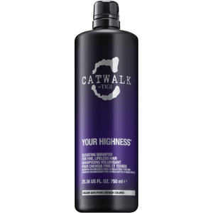 Champô de Elevação da TIGI Catwalk Your Highness (750 ml)