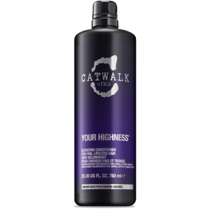Après-shampooing volumisant Tigi Catwalk Your Highness (750ml)