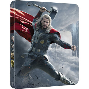 Thor 2: The Dark World 3D - Zavvi UK Exclusive Limited Edition Steelbook (Includes 2D Version)