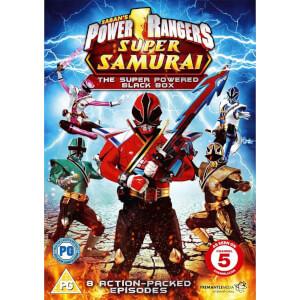 Power Rangers Super Samurai: Super Powered Black Box - Volume 1