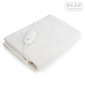 Warmlite WN49003 Heated Electric Blanket - White - King