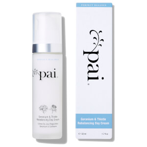 Pai Perfect Balance: Geranium & Thistle Rebalancing Day Cream - 50ml