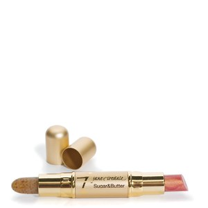 jane iredale Sugar And Butter Lip Exfoliator And Plumper 0.1 oz.
