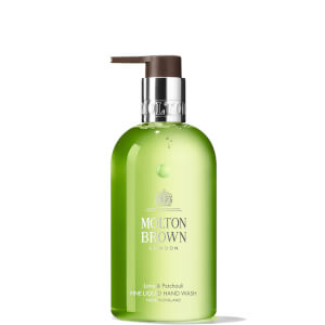 Molton Brown Lime & Patchouli Fine Liquid -käsisaippua