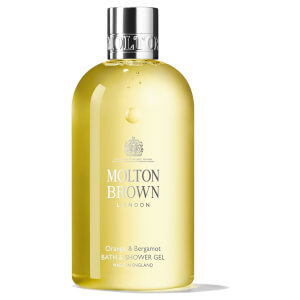 Molton Brown Orange & Bergamot żel do kąpieli i pod prysznic