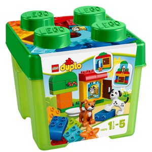 LEGO DUPLO Creative Play: Starter Steinebox (10570)