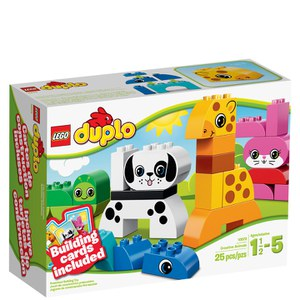 LEGO DUPLO Creative Play: Creative Animals (10573)