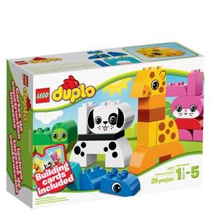 LEGO DUPLO: Lustige Tiere (10573)