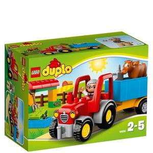 LEGO DUPLO: Le tracteur de la ferme (10524)