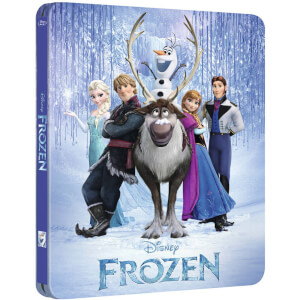 Frozen - Steelbook Edition (UK EDITION)