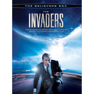 Invaders - Seasons 1 and 2