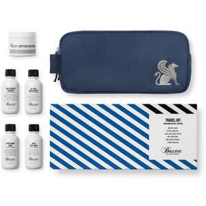 Baxter of California Travel Kit Reiseset für Haut & Haar