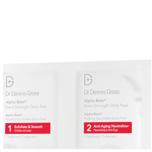 Peeling Facial Dr. Dennis Gross Extra Strength Alpha Beta (30 unidades)