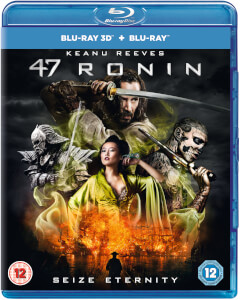 47 Ronin 3D (Copia UltraViolet y 2D incl.)