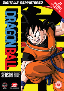 Dragon Ball - Seizoen 5 (Episodes 123-153)