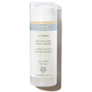 REN V-Cense Revitalising Night Cream 50ml