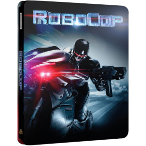 Robocop - Steelbook Edition (UK EDITION)