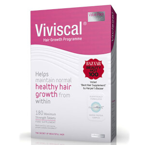 Viviscal Maximum Strength Supplements (180 Tablets, Worth $198)