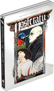 Nosferatu - Limited Edition Steelbook (UK EDITION)