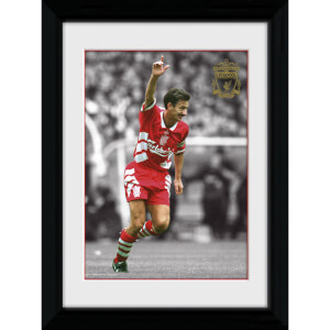 "Liverpool Rush - 16"""" x 12"""" Framed Photographic"