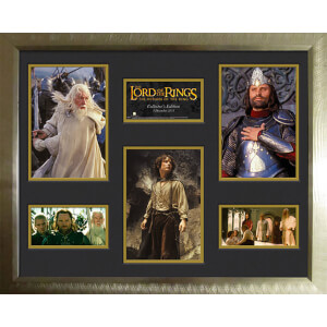 "Lord Of The Rings Return Of The King - High End Framed Photo - 16"""" x 20"""