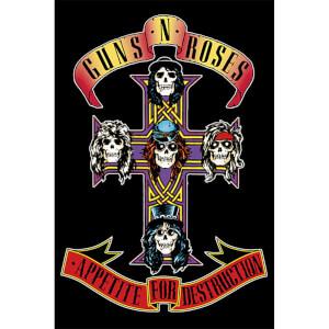 Guns N Roses Appetite - Maxi Poster - 61 x 91.5cm