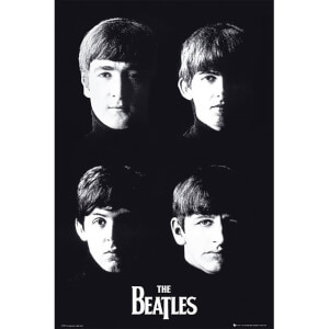 The Beatles With The - Maxi Poster - 61 x 91.5cm