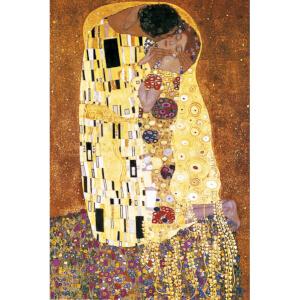 Klimt The Kiss - Maxi Poster - 61 x 91.5cm
