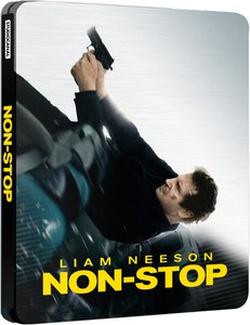 Non Stop - Steelbook Edition (UK EDITION)