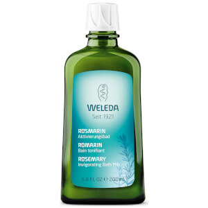 Weleda Rosemary Invigorating mleczko do kąpieli (200 ml)