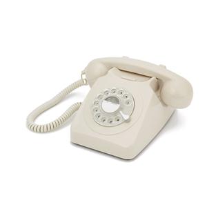 GPO Retro 746 Rotary Dial Telephone - Ivory