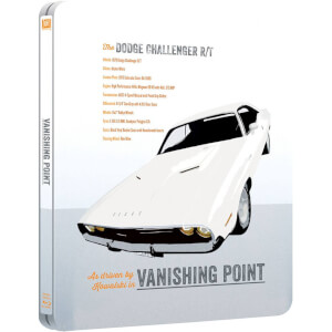 Vanishing Point - Limited Edition Steelbook (UK EDITION)