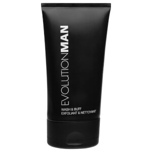 Limpiador exfoliante de EvolutionMan