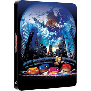 Teenage Mutant Ninja Turtles - Steelbook Edition (UK EDITION)