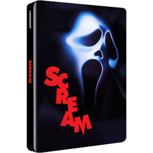 Scream - Zavvi UK Exclusive Limited Edition Steelbook (Ultra Limited Print Run)