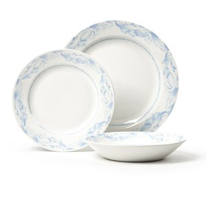 Jamie Oliver Mediterranean 12 Piece Dinner Set