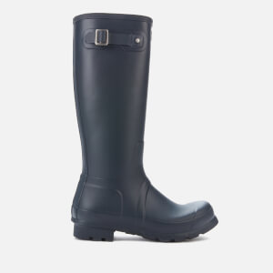 Hunter Men's Original Tall Wellies - Navy