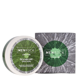 Men Rock Sicilian Lime -partavaahto (100ml)