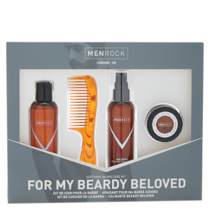 Men Rock Beardy Beloved Kit (værdi £36,00)