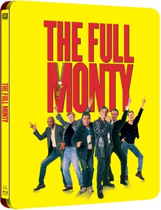 Full Monty - Steelbook Edition (UK EDITION)