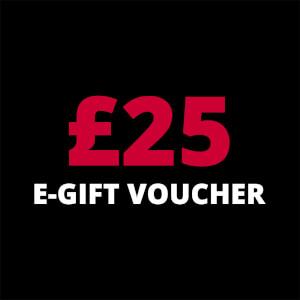 £25 PBK Gift Voucher