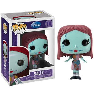 Figurine Pop! Disney L'Étrange Noël de Mr Jack Sally
