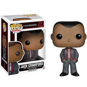 Figurine Jack Crawford Hannibal Funko Pop!