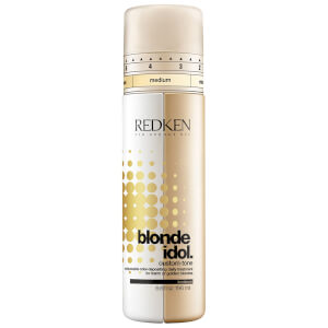 Redken Blonde Idol Custom-Tone Gold Conditioner (196 ml)