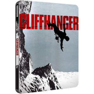 Cliffhanger - Zavvi UK Exclusive Limited Edition Steelbook (Ultra Limited Print Run)